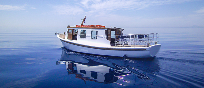 Folegandros Star is the go-to choice for touring the island as it provides the perfect setting to relax and fully appreciate the marvelous scenery and beaches at your own pace ....